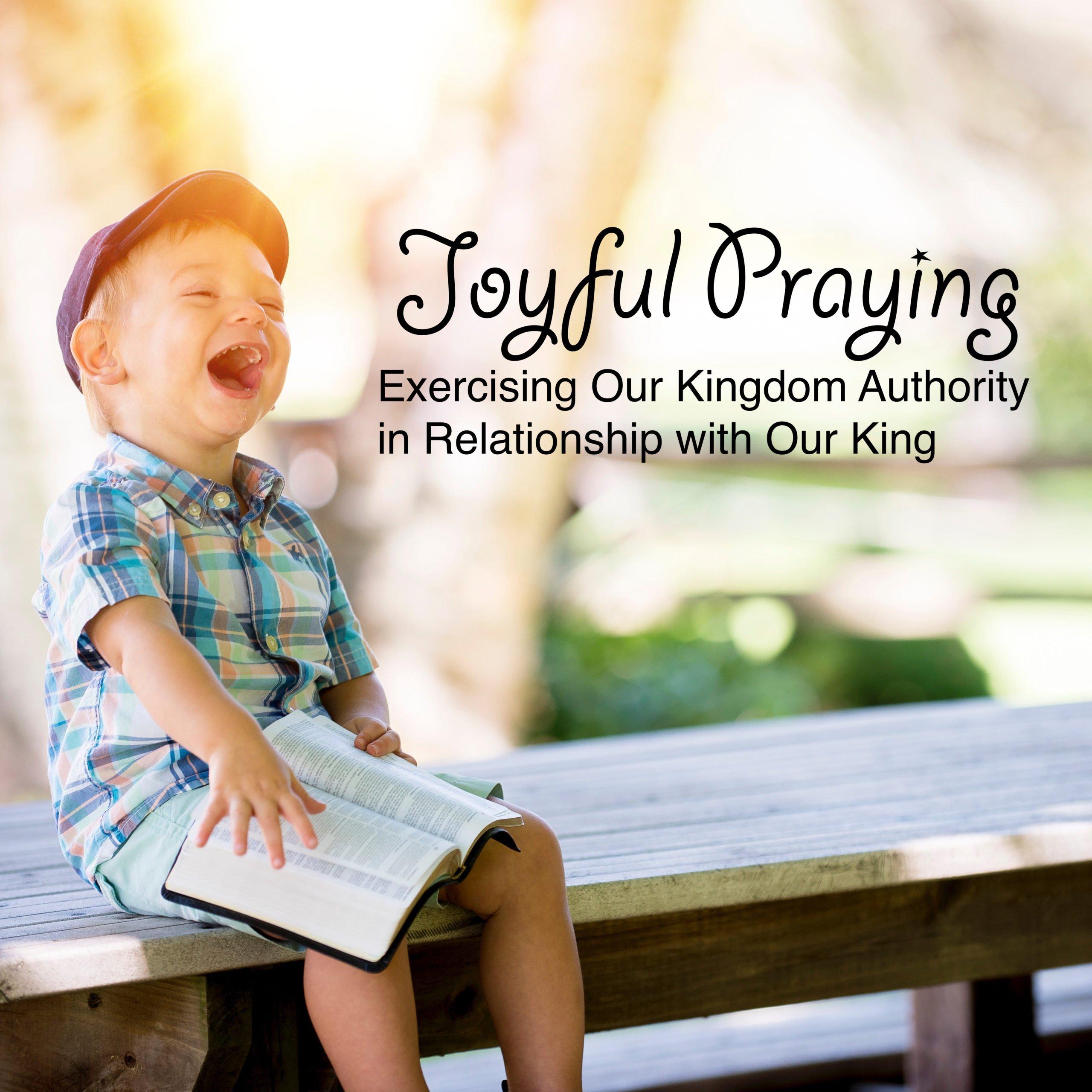 I Always Pray with Joy