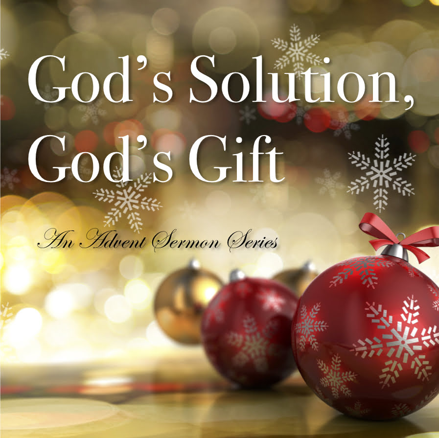 The Solution as God Prophesied
