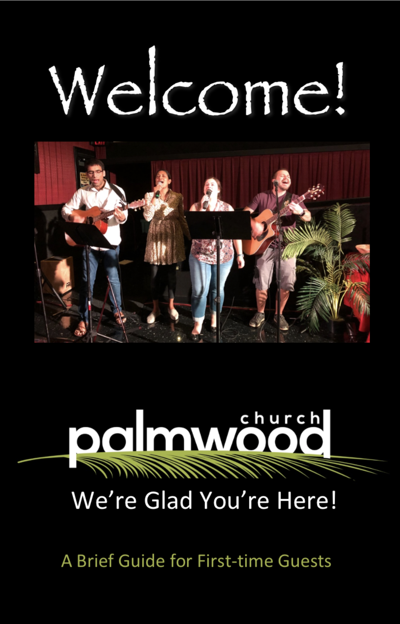 Palmwood's Guest FAQ Booklet