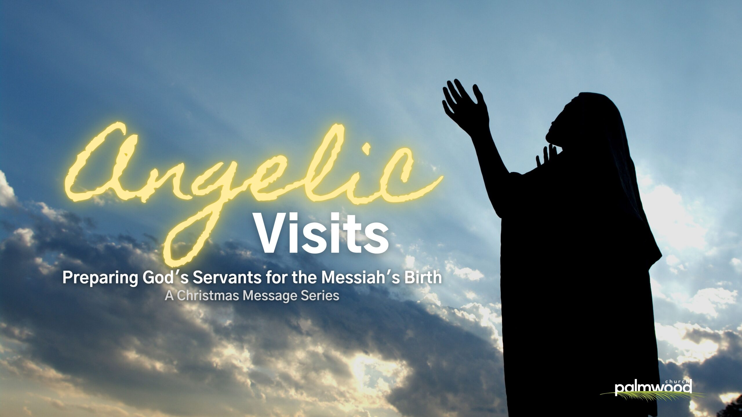 Angelic Visits - The Angel Visits the Shepherds